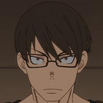 Takehisa Hinawa anime