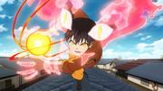 Tamaki's Ignition Ability