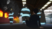 Shinra Meets Brigade