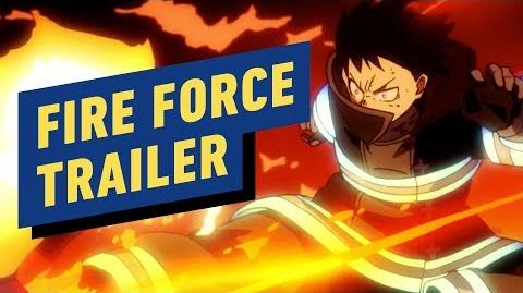 Fire Force Teaser Trailer (Soul Eater Creator) - English Sub-0