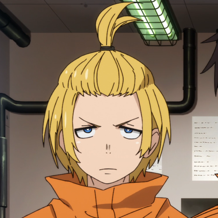 Arthur Boyle | Fire Force Wiki | FANDOM powered by Wikia