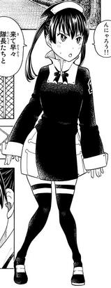 Tamaki's Casual Attire