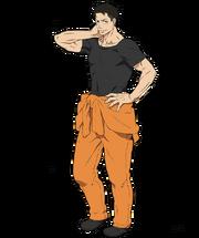 Akitaru's Appearance