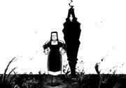 Woman in Black & Sumire