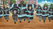 Rookie Fire Soldiers