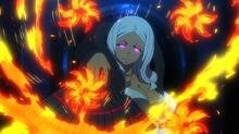 Hibana Using Clematis