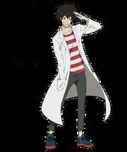 Viktor's appearance