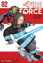 Fire Force Volume 2 BR