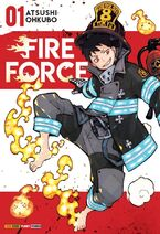 Fire Force Vol 1 Brasil