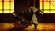 Rekka abuses Tamaki