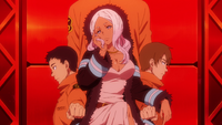 Princess Hibana first appearance