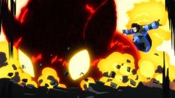Shinra Attacks Charon