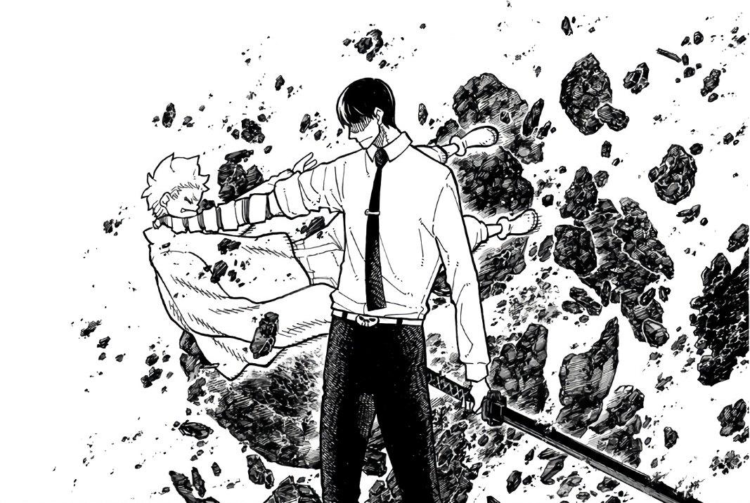 Kurono Yūichirō | Fire Force Wiki | Fandom