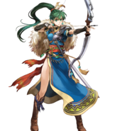 Lyn Legend Attack