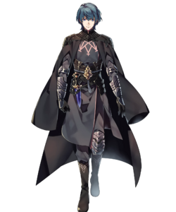 Byleth H Normal
