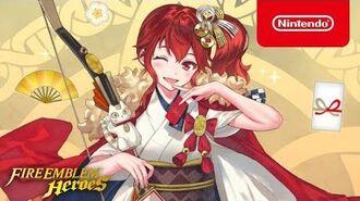 Fire Emblem Heroes - Special Heroes (Renewed Spirit)