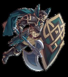 Chevalier (hache)