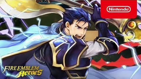 Fire Emblem Heroes - Legendary Hero (Hector Marquess of Ostia)
