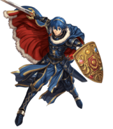 Marth Legend Attack