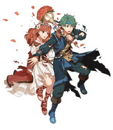 Alm amour Injured