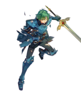 Alm Injured