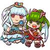Tiki Harmonie dragon 1