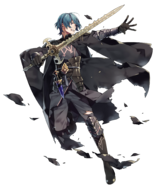 Byleth H Injured