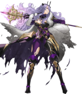 Camilla Brave Injured