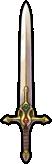 Épée royale