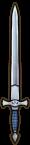 Épée argent