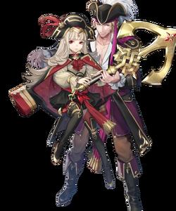 Veronica pirate Normal