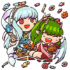 Tiki Harmonie dragon 4