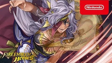 Fire Emblem Heroes - New Heroes (Rulers of the Laguz)