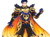 Hector (resplendissant)