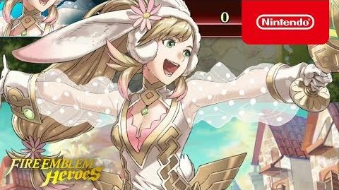 Fire Emblem Heroes - Special Heroes (Hares at the Fair)