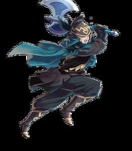 Cavalier (hache)