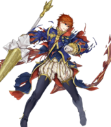 Eliwood Amour Injured