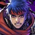 Ike déchu Portrait