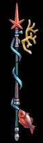 Lance étoilée