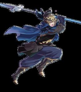 Cavalier (lance)