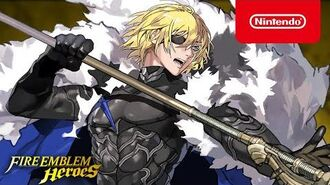 Fire Emblem Heroes - Legendary Hero (Dimitri Savior King)