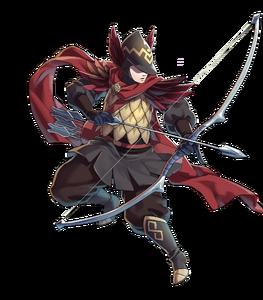 Archer rouge'