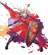 Edelgard Legend Injured