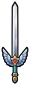 Épée ailée