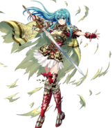 Eirika Injured