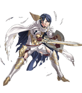 Alfonse Injured