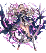 Corrin F déchue Injured