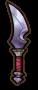 Dague poison