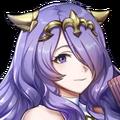 Camilla dérive Portrait