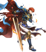 Eliwood Legend Injured